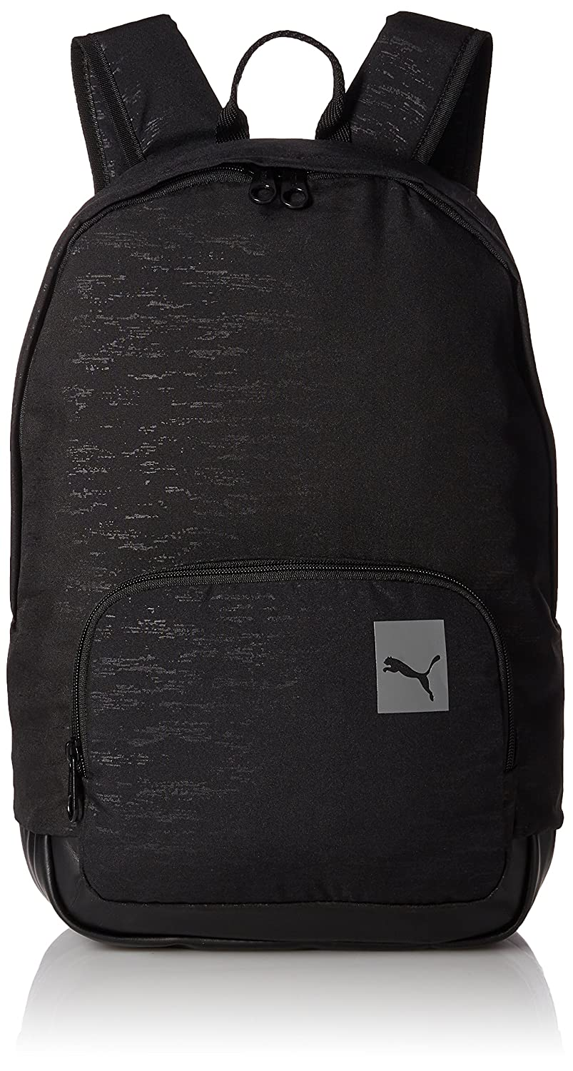 ff5ae44622f6 Puma 13 Ltrs Puma Black Graphic Laptop Backpack (7474701)  Amazon.in  Bags