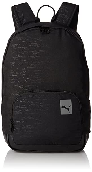 391efb917a73 Image Unavailable. Image not available for. Colour  Puma 13 Ltrs Puma Black  Graphic Laptop Backpack ...