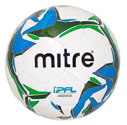 b2145be9a4a47 Mitre   4 Pro Futsal hyperseam W Pfl Balón de fútbol  Amazon.com.mx ...