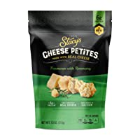 Deals on 2Pk Stacys Cheese Petites Cheese Snack Parmesan & Rosemary 7.5oz
