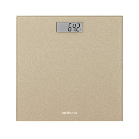 Medisana PS 500 Glitter Báscula de baño digital de hasta 180 kg ...