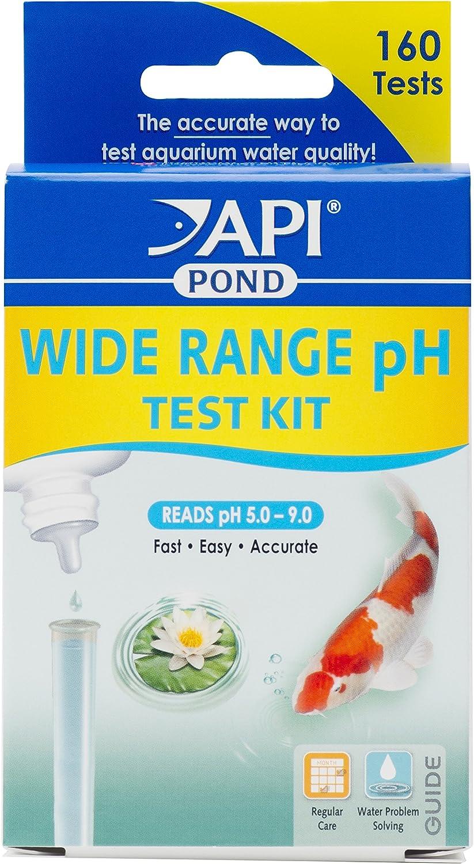 API Pond Testing