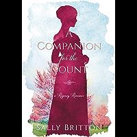 A Companion for the Count: A Regency Romance (Clairvoir Castle Romances Book 2) (English Edition)