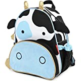 Skip Hop Zoo Pack Little Kids Backpack, Cow