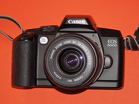 Fotos Canon Eos 5000 incl. Objetivo Canon Zoom Lens 38 – 76 mm 1 ...