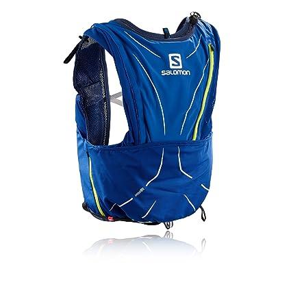 Salomon Bag ADV Skin 12 Set W - Mochila, Unisex Adultos, Azul - (