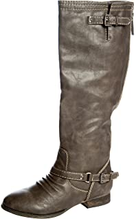d0767c3dcf68 Breckelle s Outlaw-91 Women s Knee High Riding Boot