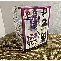 $43 » 2020 Panini Contenders Draft Picks Football Blaster Box