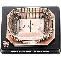 Maqueta Cobre Camp NOU Estadio FCBarcelona