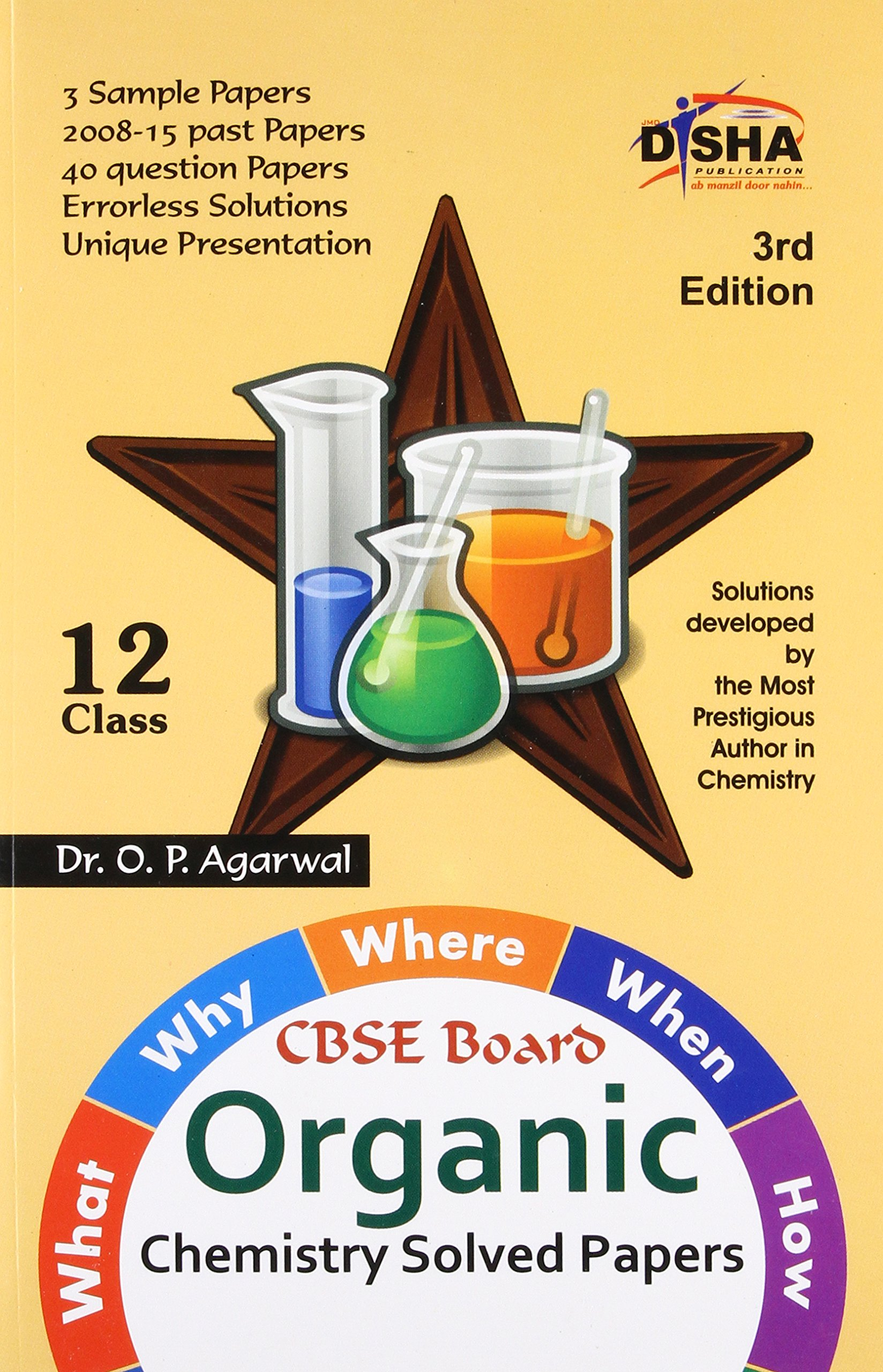 What, Why, Where, When & How of Organic Chemistry CBSE Board Class
