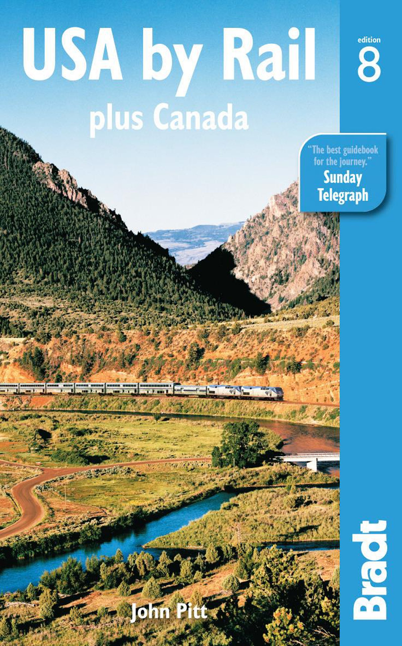 Usa by rail plus canadas main routes bradt travel guide bradt usa by rail plus canadas main routes bradt travel guide bradt travel guides amazon john pitt 9781841623894 books publicscrutiny