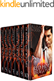 Red Hot Dragons Box Set (Books 4-10 of the Fallen Immortals Series)