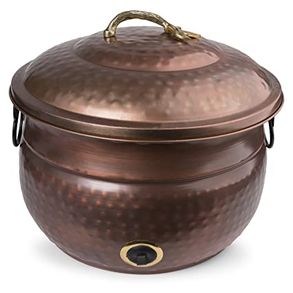 Incroyable Beautiful And Practical Copper Hose Pot