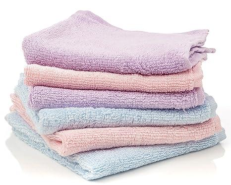 Tutti Bimbi Toallitas Suaves para Bebé de Lujo – Pack de 6 unidades aprobado por Mamás