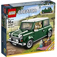 LEGO Creator Expert Mini Cooper Model 10242 Building Toy, 1077 Pieces