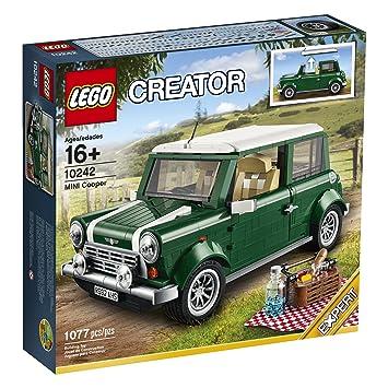 Creator Juguete Lego CooperDetallada Mini Construcción Maqueta De Del Coche10242 P8nw0OkXN