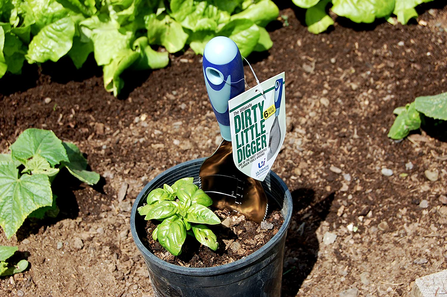 Amazon.com : Ultimate Innovations Dirty Little Digger : Garden & Outdoor