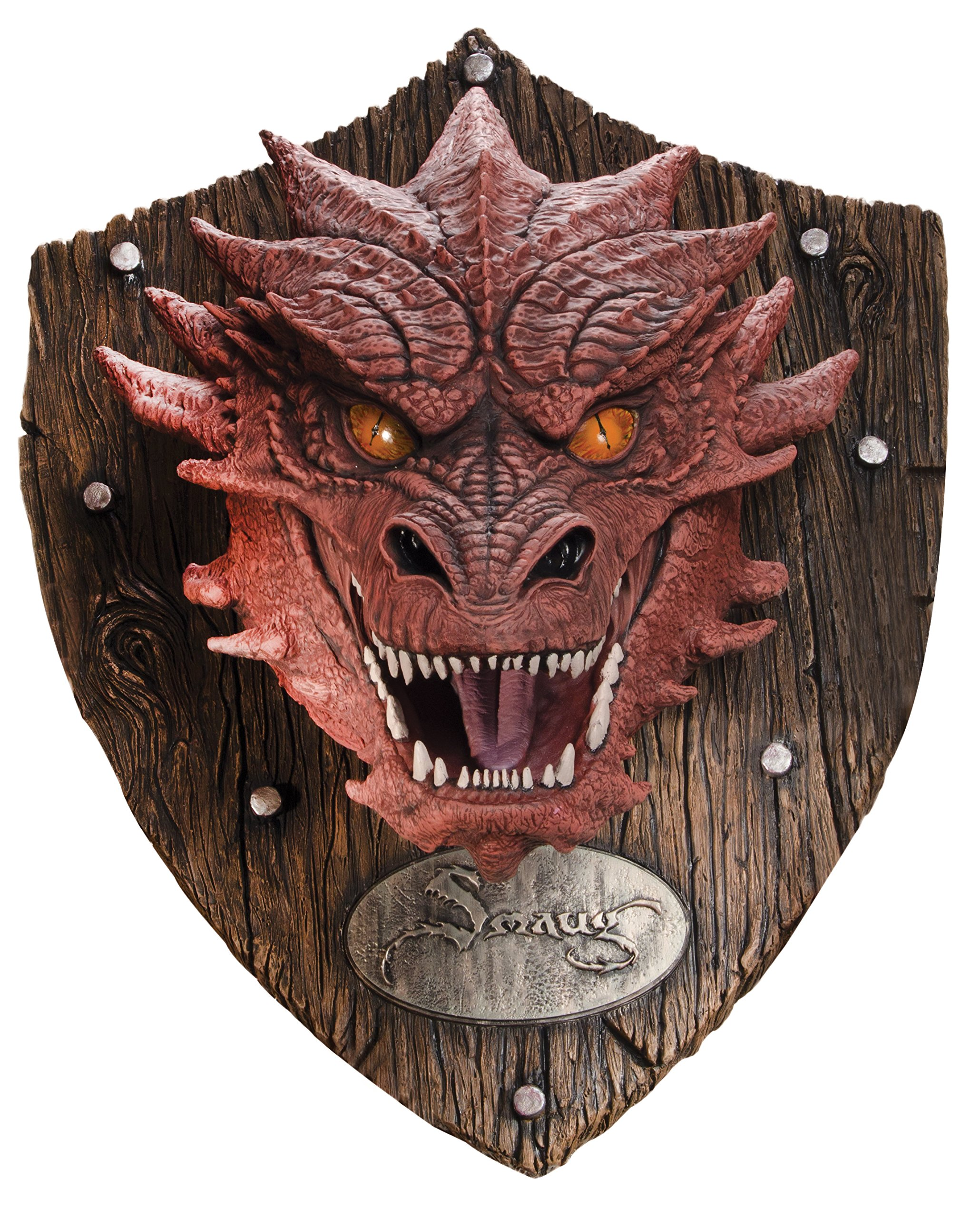 The Hobbit Smaug Wall Decor by Rubie's Costume