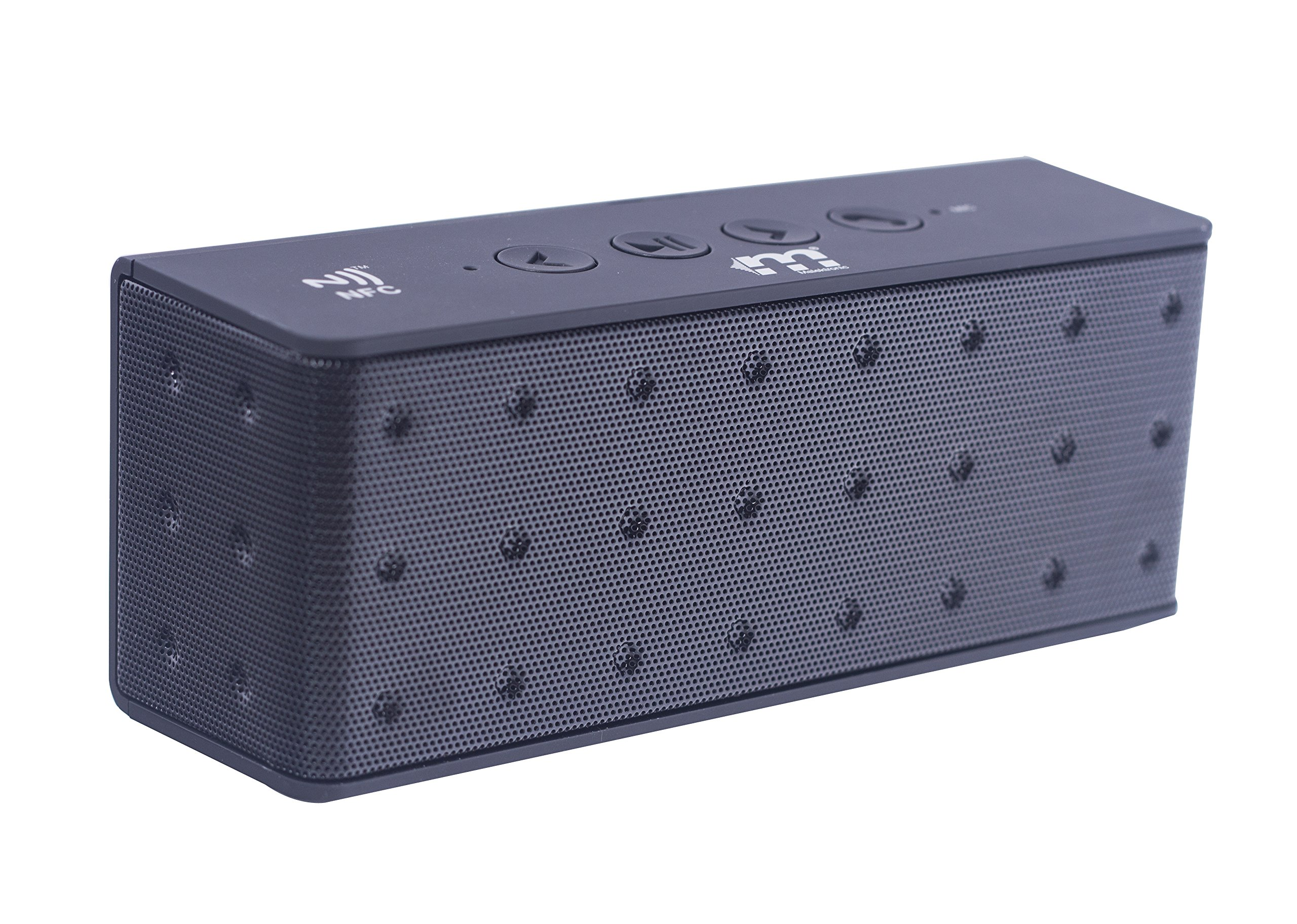 Malektronic Malibu 2.0 Bluetooth Speaker - Black