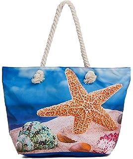 New Vacation Beach or Cruise Ship XL Tote Bag Star Fish