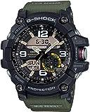 [カシオ]CASIO 腕時計 G-SHOCK マッドマスター GG-1000-1A3JF メンズ