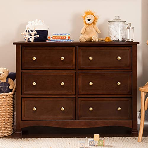 DaVinci Kalani 6-Drawer Double Wide Dresser
