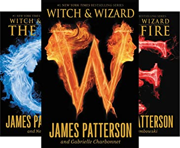 Image result for witch and wizard james patterson