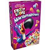 Kellogg's Froot Loops Breakfast Cereal with Marshmallows, 12.6 Ounce Box (Pack of 4)