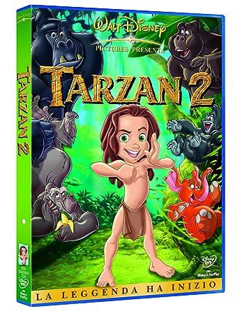 Tarzan amazon cartoni animati film e tv
