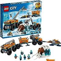 LEGO City, Ártico: Base móvil de exploración 60195