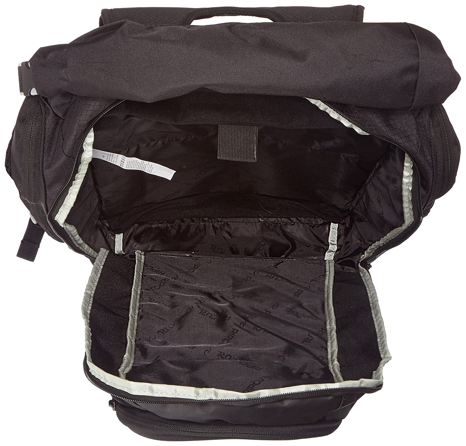 Amazon.com: Rip Curl Backpacks - Rip Curl F-light Surf Pack Wet Dry Backpack - Black: Sports & Outdoors