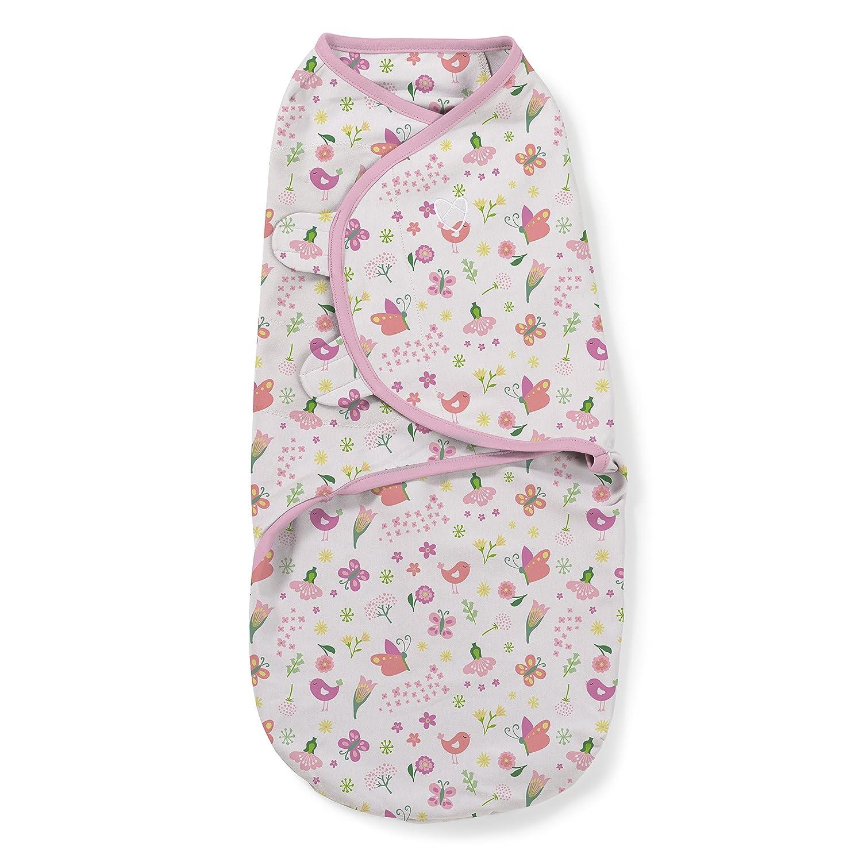 SwaddleMe Original Swaddle Tasche, groß, Blumen/Schmetterlinge groß Summer Infant (no VAT) 56676