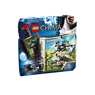 LEGO Chima 70107 Skunk Attack: Toys & Games