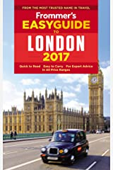 Frommer's EasyGuide to London 2017 (Easy Guides) Kindle Edition