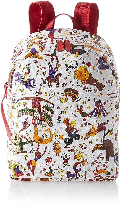 c640800a62 piero guidi Backpack, Borsa a Zainetto Donna, (Bianco), 24x31,5x12,5 ...