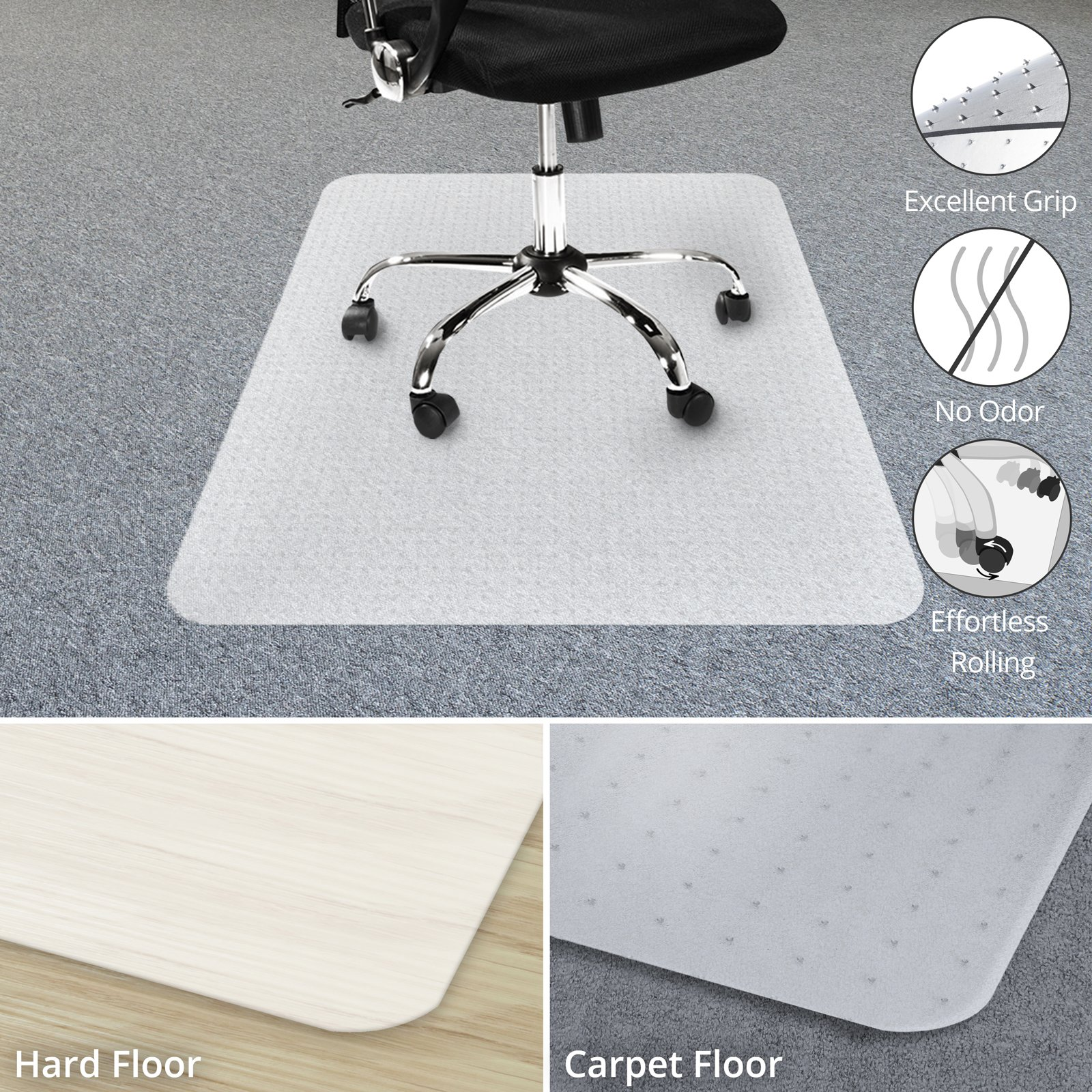 Best Rated In Carpet Chair Mats Amp Helpful Customer Reviews
