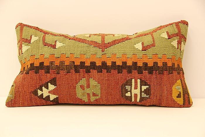 10x20 Inch (25x50 Cm) Pillows/Decorative Pillows/Throw Pillows/Rustic /