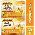 60-Count Emergen-C Vitamin C 1000mg Powder
