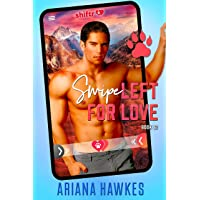 Shiftr: Swipe Left for Love (Connor & Lauren): BBW Bear Shifter Romance