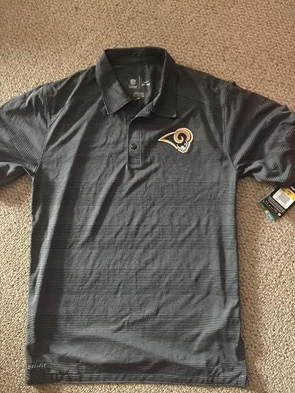 Amazon.com   Nike la rams dri fit Shirt Small   Sports   Outdoors 5165363c7b29