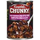 Campbell's Chunky Pub Inspired Blazin Roadhouse Chili-Style Soup, 540 ml