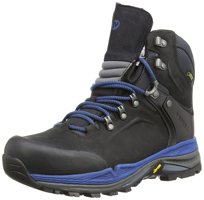 Amazon.com | Merrell Men's Crestbound Gore-Tex Hiking Boot | Hiking Boots