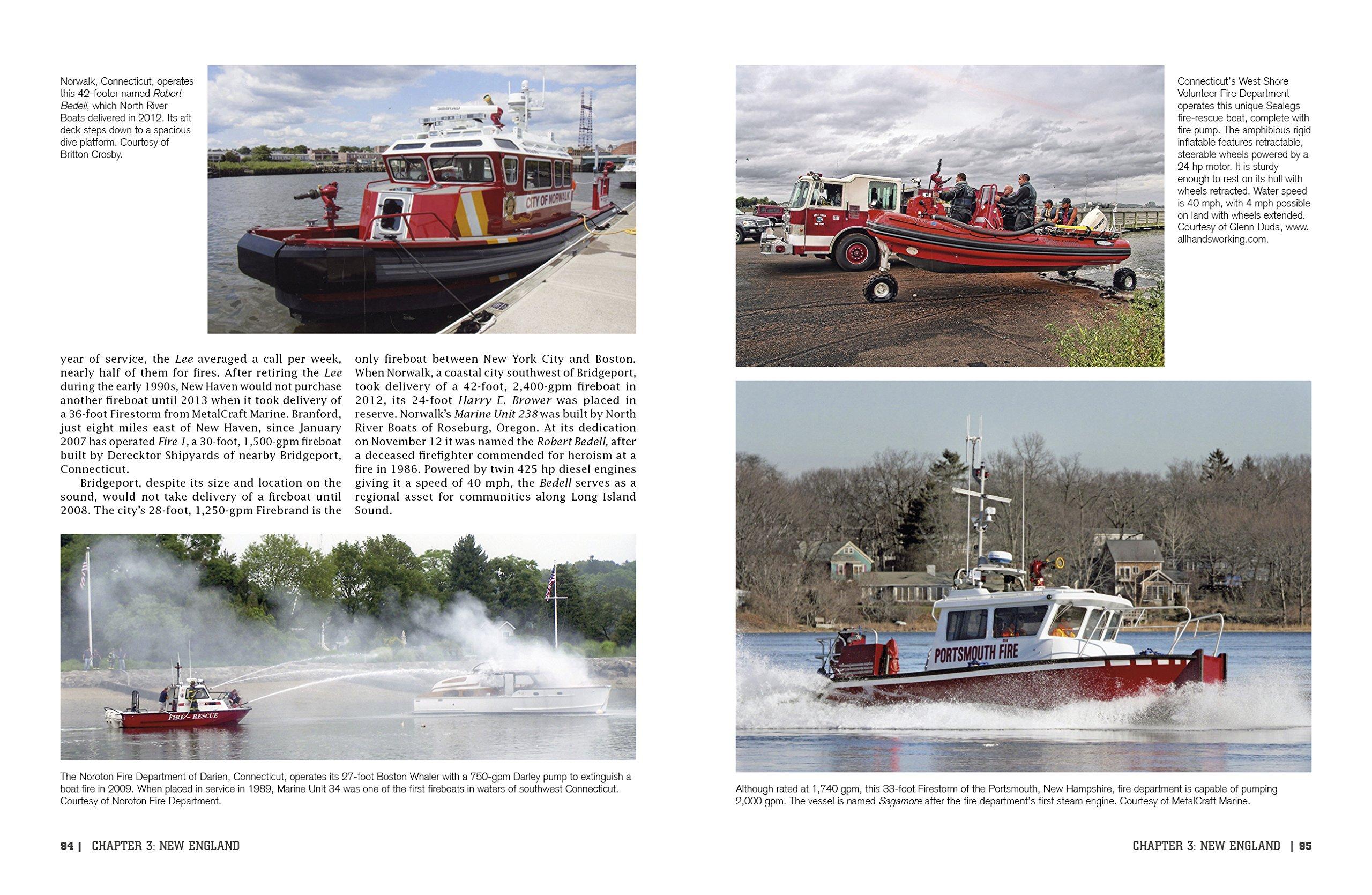 American Fireboats: The History Of Waterborne Firefighting And Rescue In  America: Wayne Mutza: 9780764352713: Amazon: Books