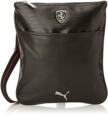 a6f3f4af5066 Puma Unisex Adults  Ferrari Ls Tablet Messenger Bag  Amazon.co.uk ...
