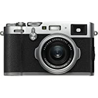 Fujifilm X100F 24.3MP Full HD 1080p Wi-Fi Digital SLR Camera (Silver)