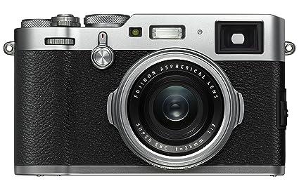 amazon com fujifilm x100f 24 3 mp aps c digital camera silver rh amazon com fuji x100 instruction manual fujifilm x100 pdf manual