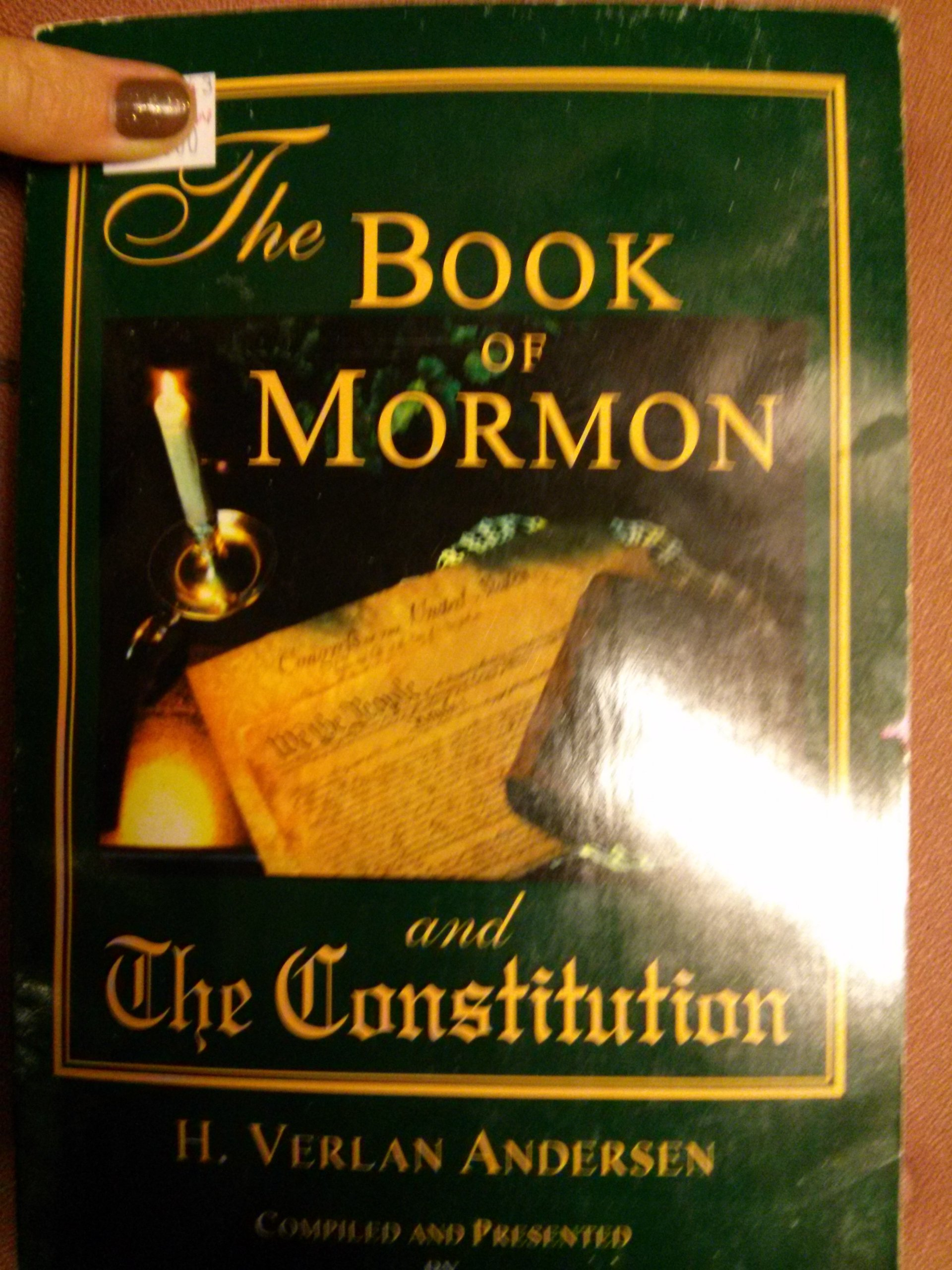 The Book of Mormon and the Constitution