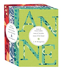 Anne 3 Copy Hardcover Boxed Set (Anne of Green Gables)