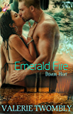 Emerald Fire by Valerie Twombly: Demon Heat Series, Book Two