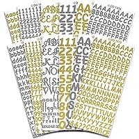 Peel Off Stickers Letters & Figuren Stickers CPD 1031, meerkleurig, 23 x 10 x 1 cm